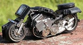 Как сделать мотоцикл своими руками