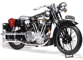 Brough Superior Minichamps SS100