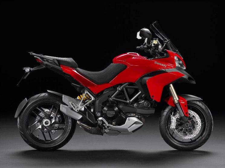 Новый мотоцикл Ducati Multistrada 1200 и 1200 S 2015