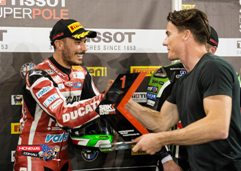 Результаты World Superbike Qatar Superpole 2014