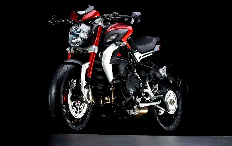 Мото MV Agusta Brutale RR или Dragster RR 2015