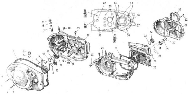 Схема двигателя керхер