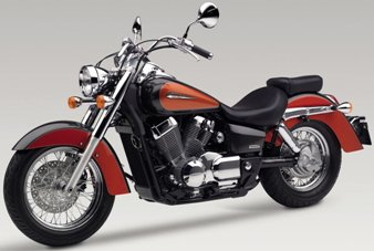 Фото Honda Shadow 750