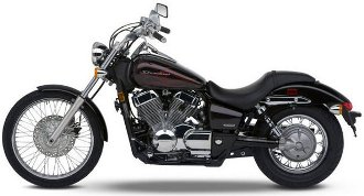 Фото Honda Shadow 750 Spirit