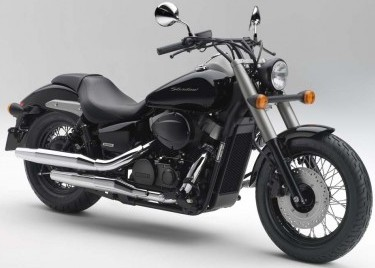 Фото мотоцикла Honda Shadow 750