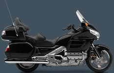Мотоцикл Honda Gold Wing 1800