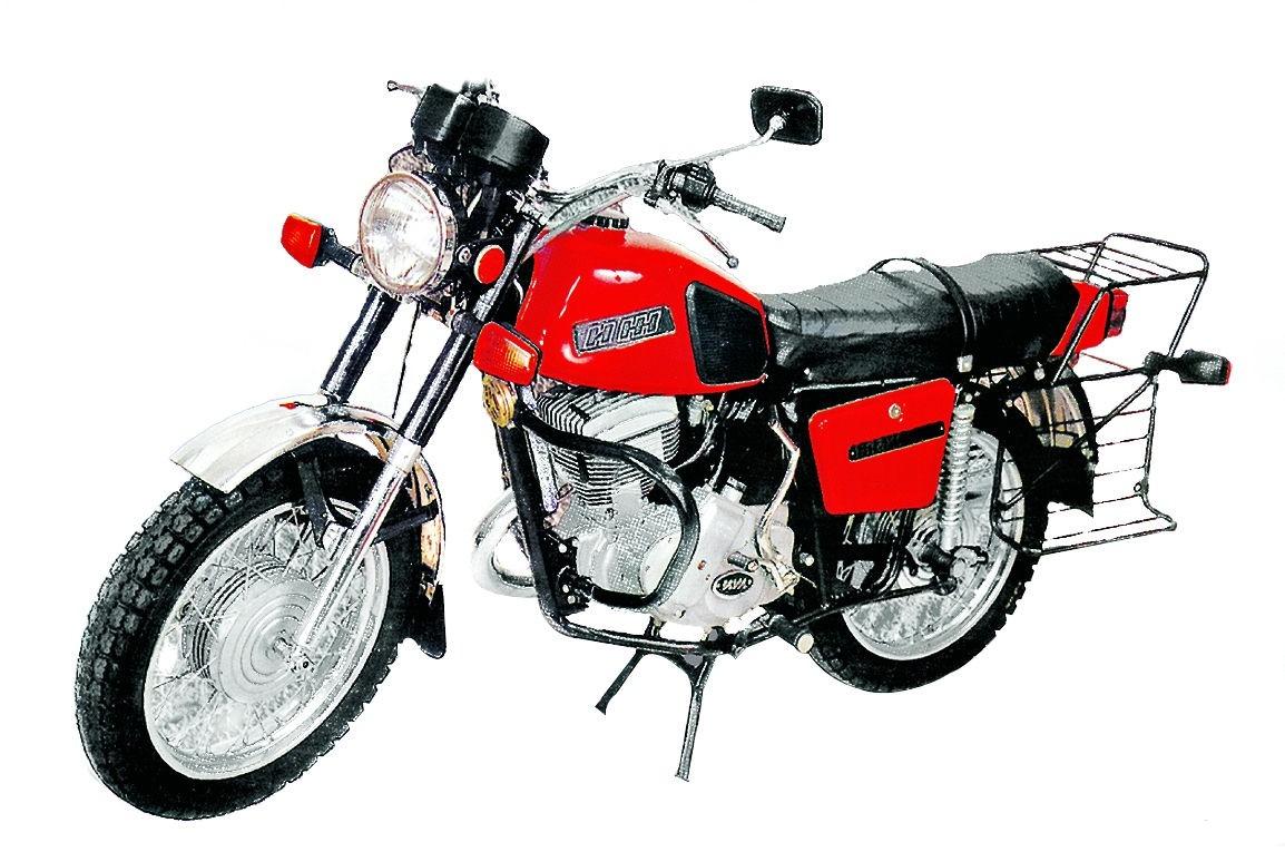 мотоциклы иж планета 5