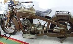 Мотоцикл Иж 1 фото