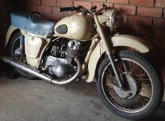 Фото мотоцикла Иж Планета 2