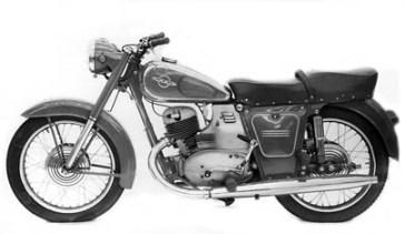Фото мотоцикла Иж-56