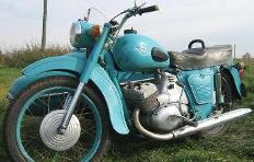 Мотоцикл Иж Юпитер 2 фото