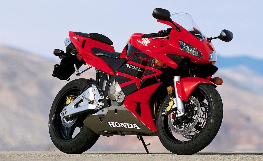 Спортивные мотоциклы хонда фото