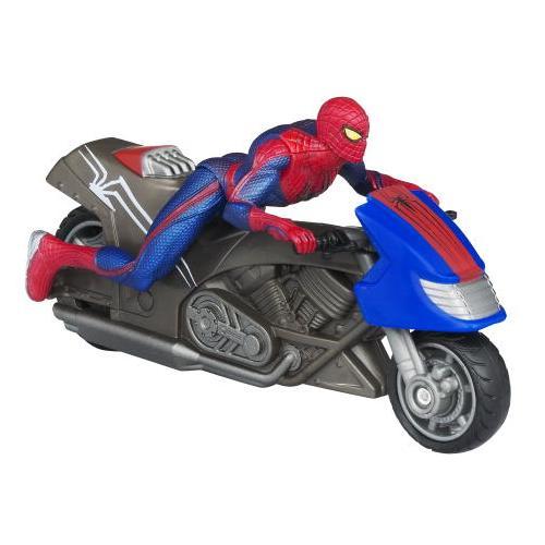 Скачать Игру Человек Паук На Мотоцикле - фото 5