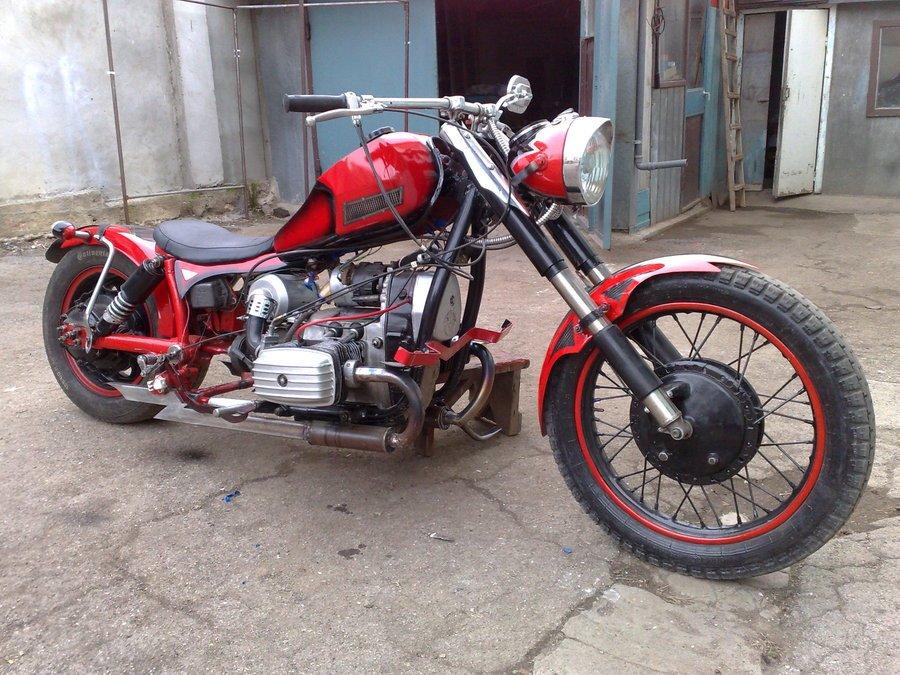 Фото мотоциклов тюнинг своими руками 876