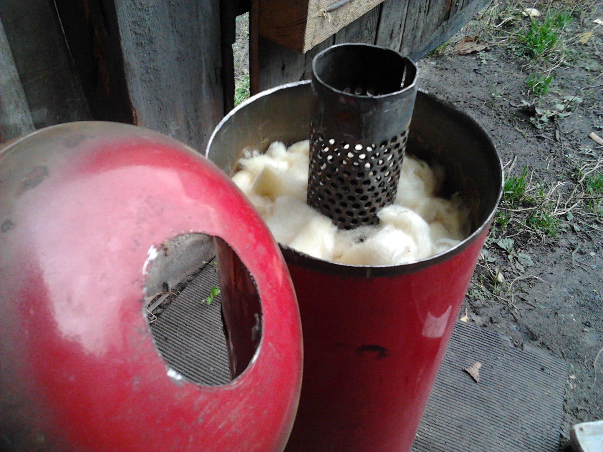 Как сделать огонь из выхлопной трубы своими руками 8