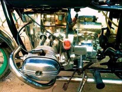 Мотора для мотоцикла своими руками 132