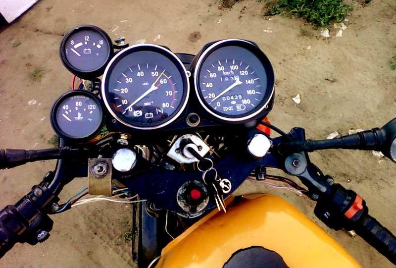 Тахометр на мотоцикл
