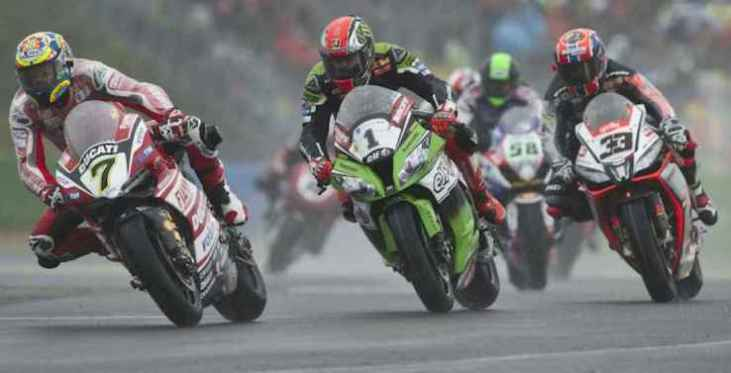 Результаты World Superbike 2014 в Магни-Кур