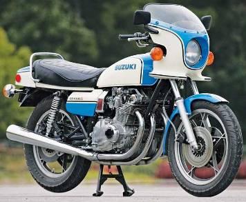 Suzuki GS1000S
