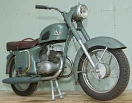 мотоцикл ковровец фото